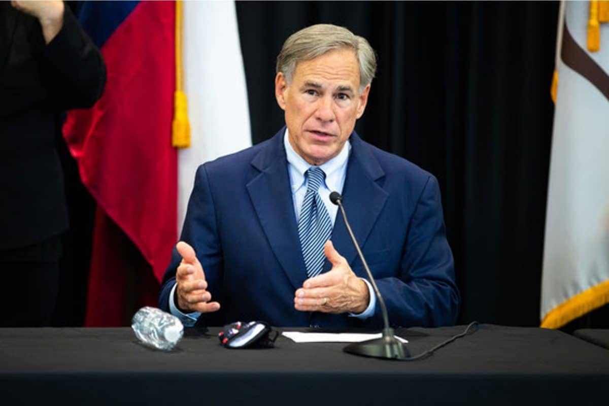 The Back Mic: Abbott Shrugs at Constitutional Carry, Special Election Campaign Ads Are Listed, Austin Camping Ban Gets Governor's Approval