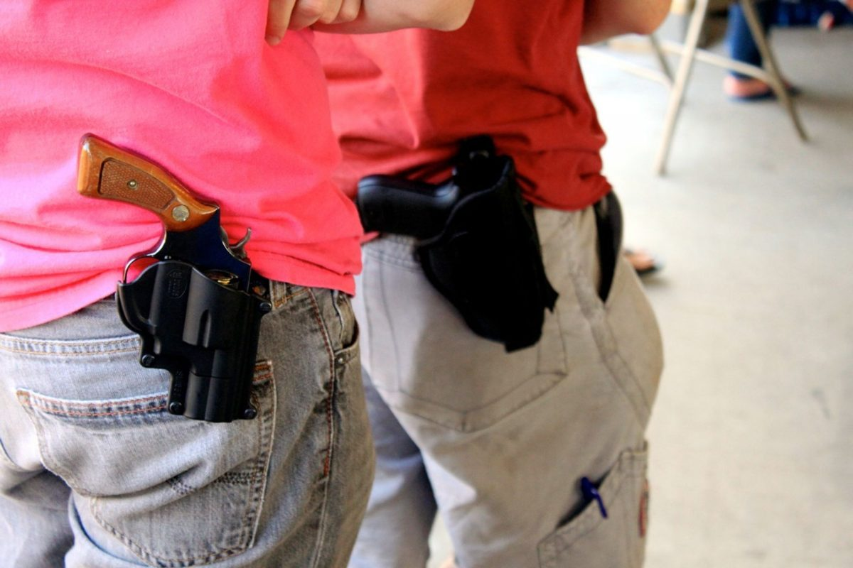 Texas Senate Approves Amended House Constitutional Carry Bill