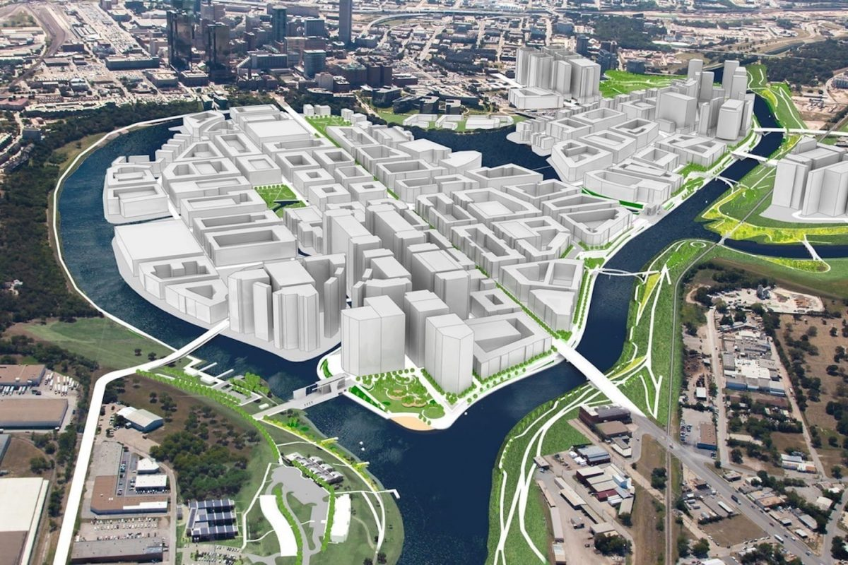 Federal Funding for $1 Billion Panther Island Project Yet to Materialize