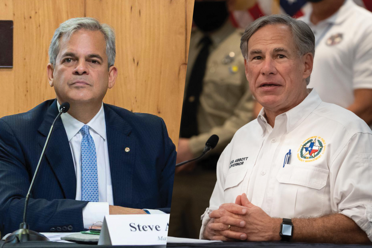 Governor Abbott, Mayor Adler Spar Over Austin Police Funding