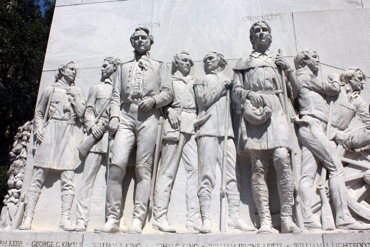 Alamo Cenotaph Will Remain In Place, Texas Historical Commission Says