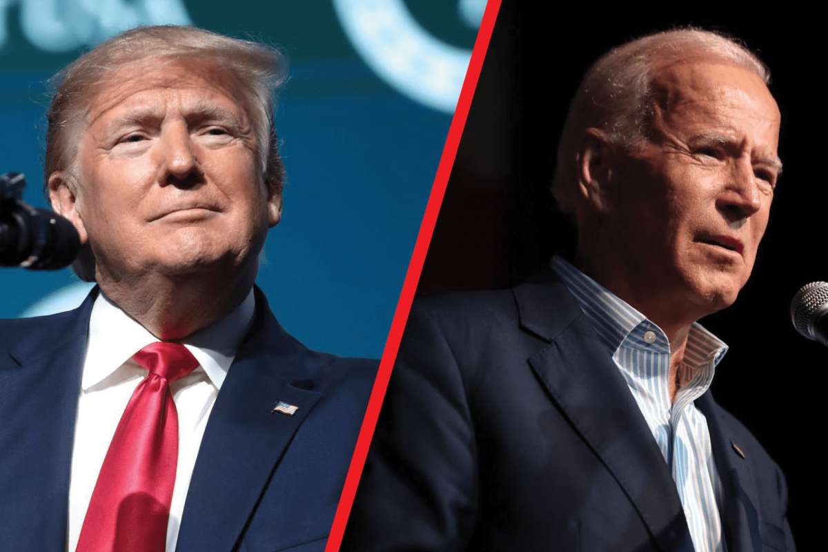Trump Leads Biden by 5 Points in Texas, Quinnipiac Poll Shows