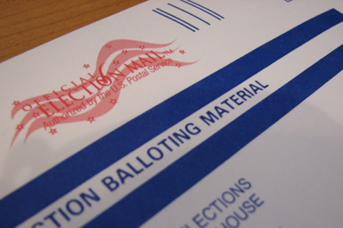 Substandard Print Quality on Mail-in Ballots Causes Issues for Tarrant County Elections