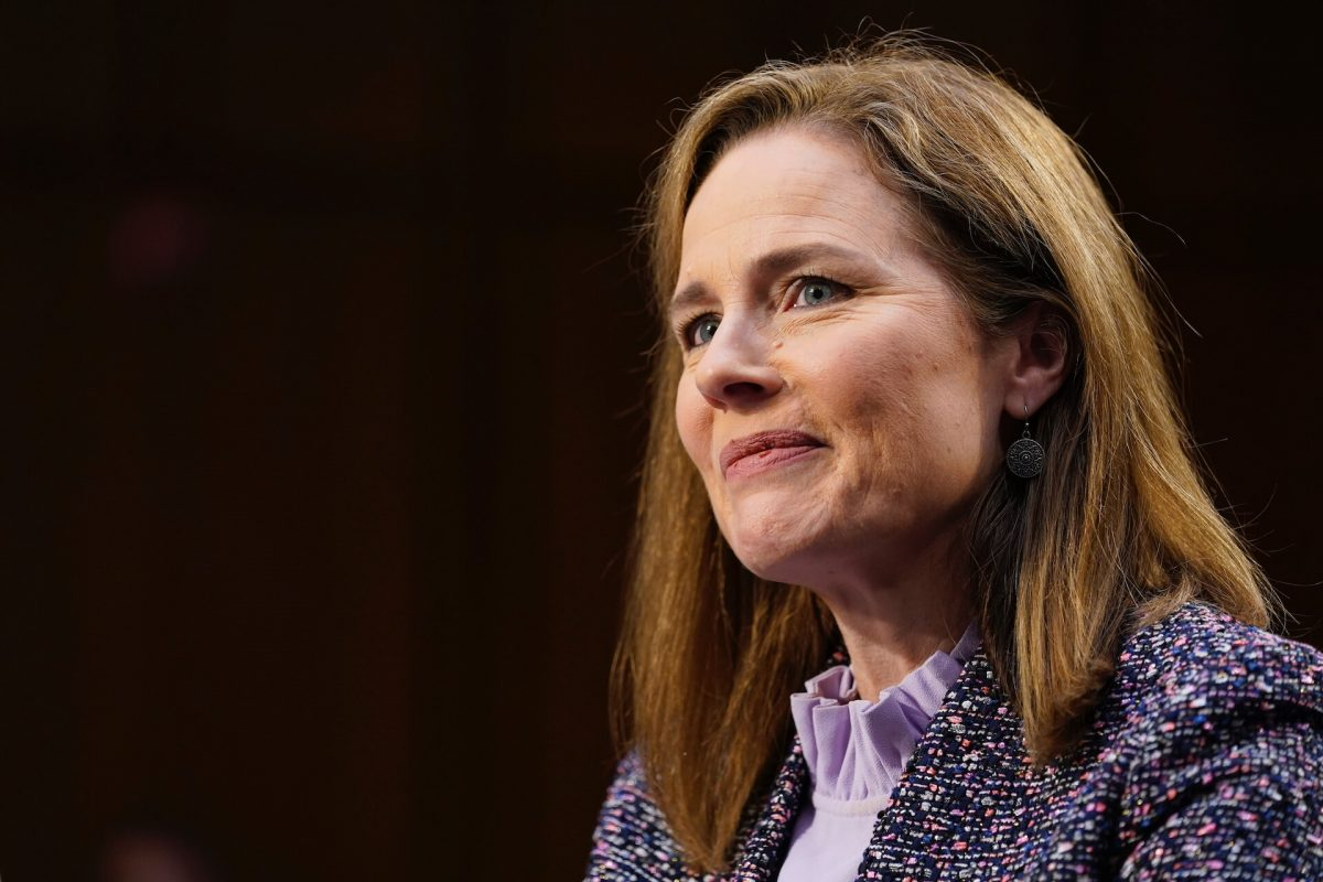 Amy Coney Barrett Supreme Court Nomination Confirmed With Support from Cruz, Cornyn
