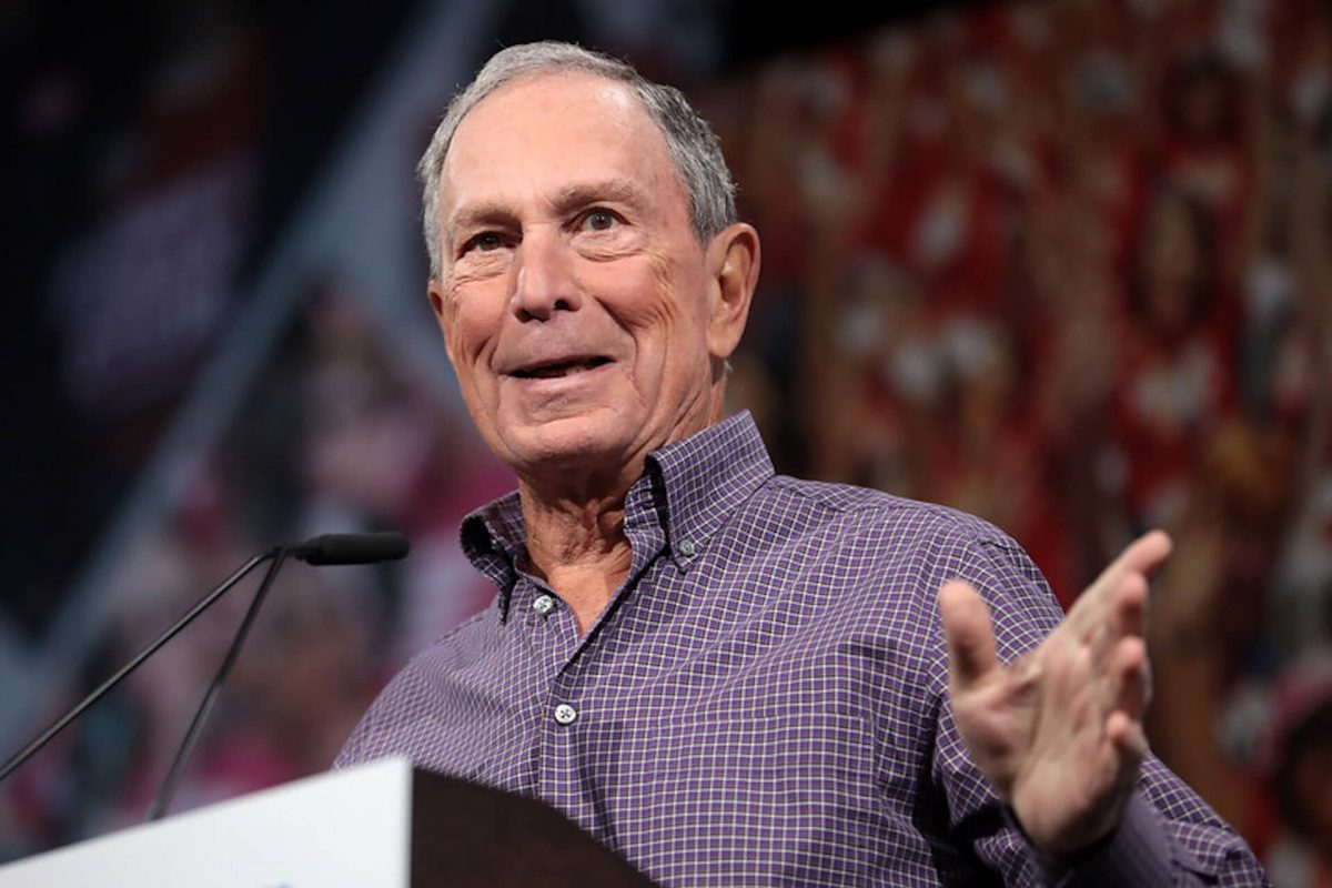 Michael Bloomberg Throws $2.6 Million Cash Behind Democratic Railroad Commission Candidate