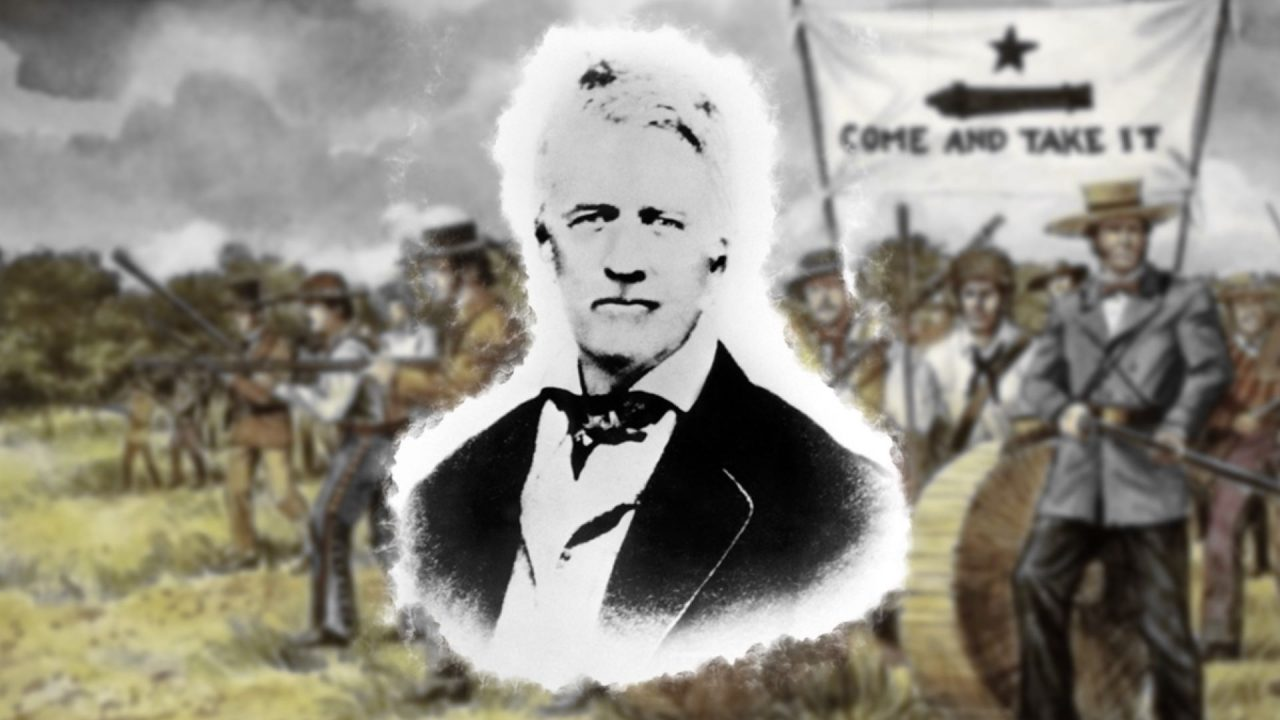 https://thetexan.news/wp-content/uploads/2020/10/John-Henry-Moore-Battle-of-Gonzales-1-1280x720.jpg