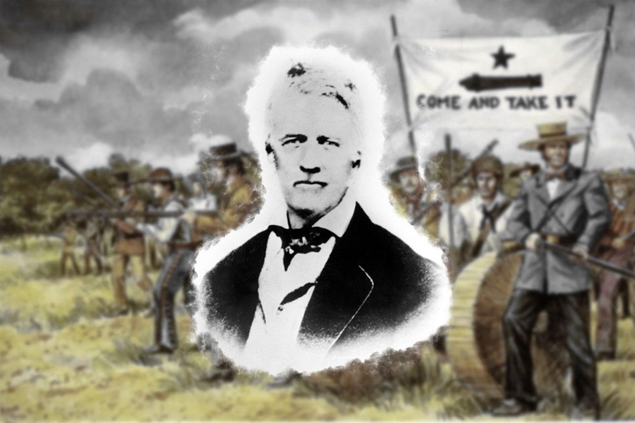 https://thetexan.news/wp-content/uploads/2020/10/John-Henry-Moore-Battle-of-Gonzales-1-1280x853.jpg