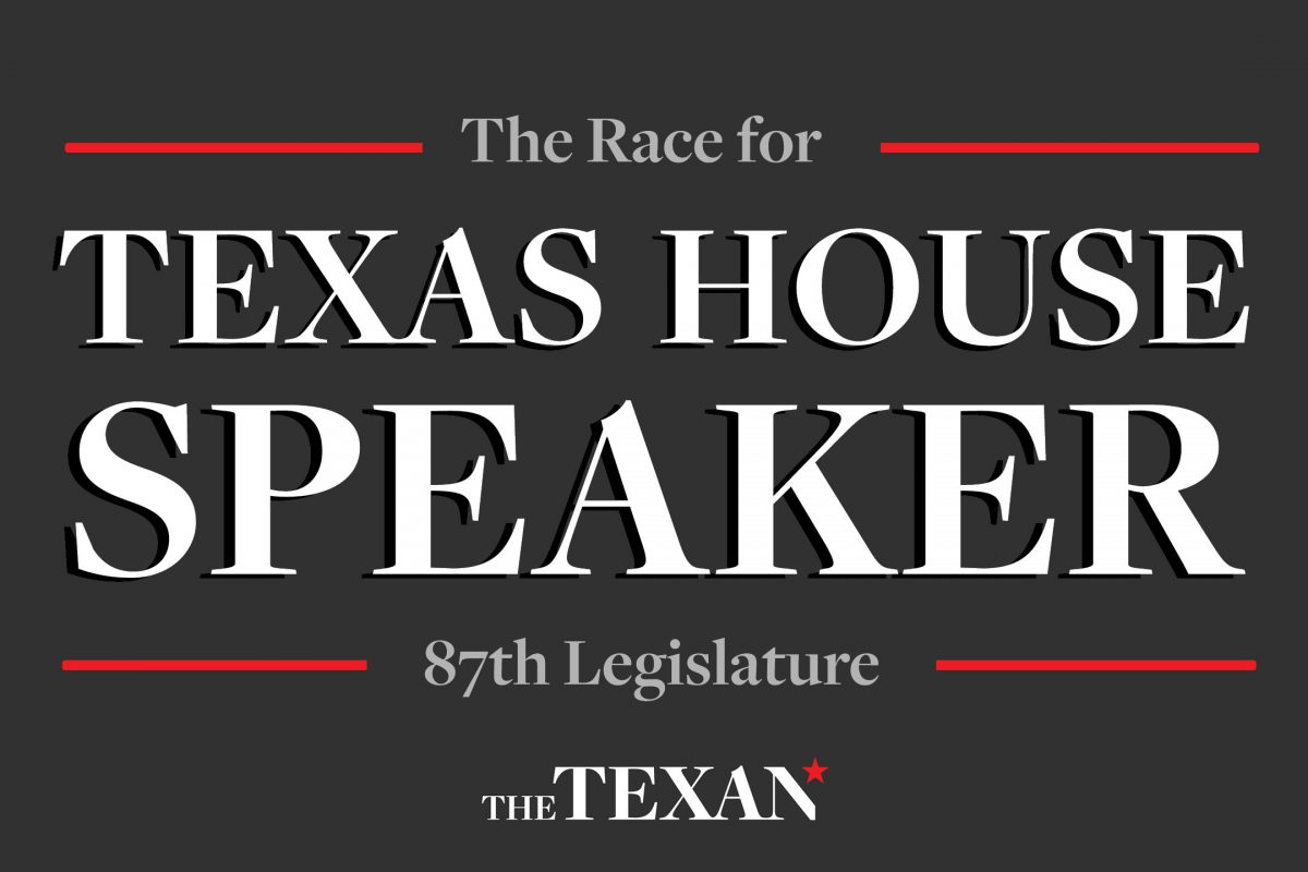 The Back Mic: A Timeline of the Race for Texas House Speaker
