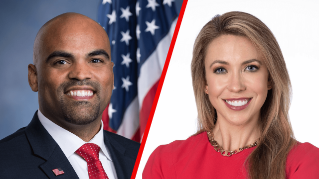 Colin Allred Wins Reelection, Defeating Republican Challenger Genevieve Collins