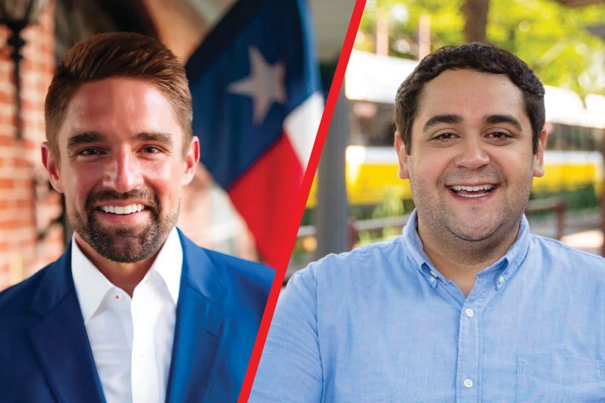Plano House Race Pits Incumbent Republican Leach Against Progressive Democrat Sanchez