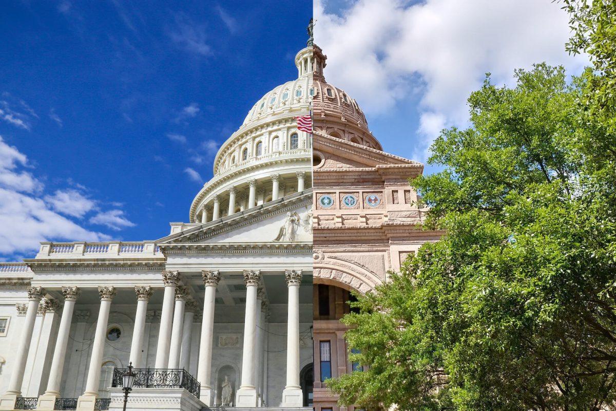 The Back Mic: Legislators Respond to U.S. Capitol Storming, Lawmaker Chides Attorney General, Texas GOP Fires Officer