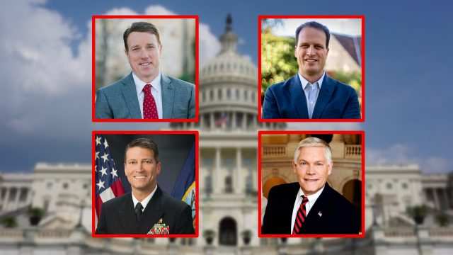 New Republicans to Fill All Open Congressional Seats in Texas