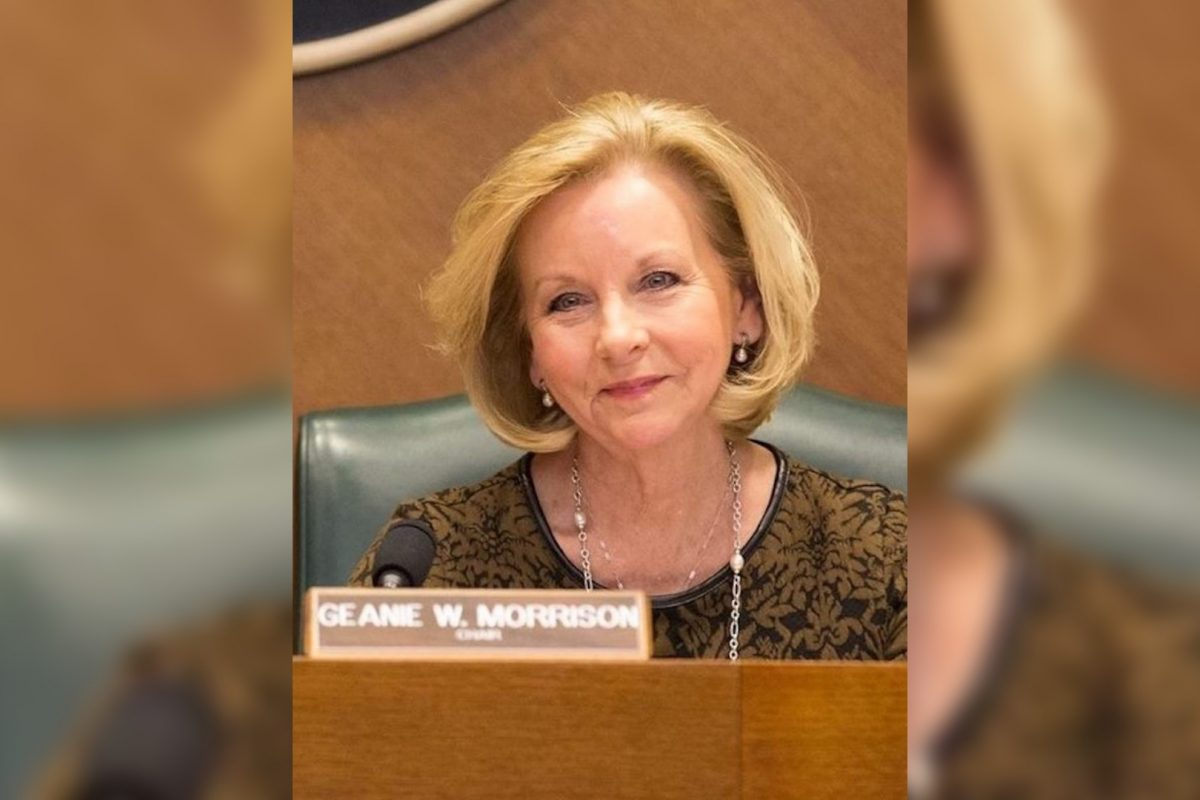 Rep. Geanie Morrison Drops Out of Texas House Speaker Race, Endorses Dade Phelan