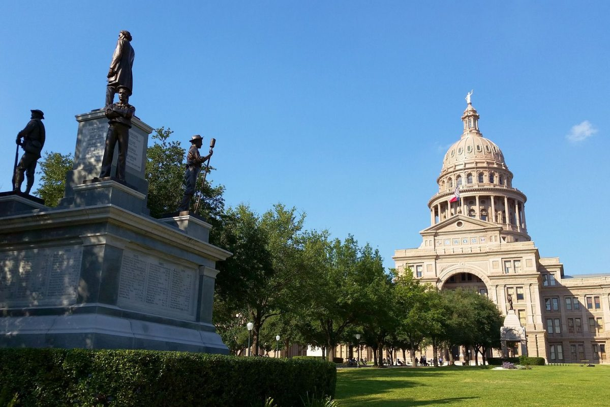 Fight Over Historical Monument Removal Brewing Ahead of the 87th Legislative Session