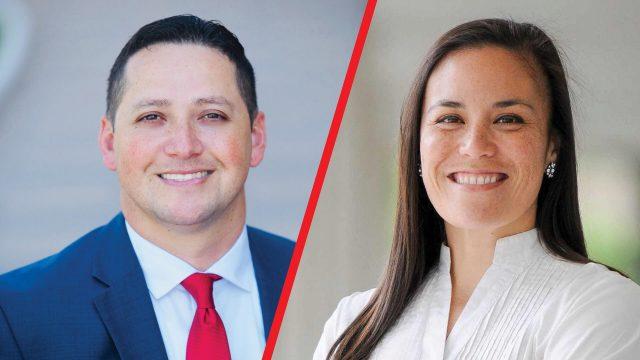 Republican Tony Gonzales Beats Democrat Gina Ortiz Jones to Replace Retiring Republican Will Hurd