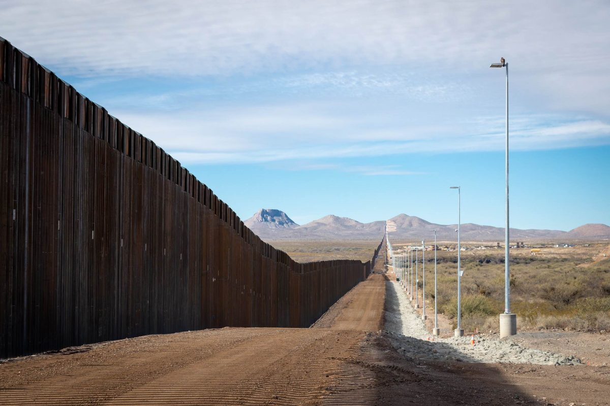 Biden Administration May Resume Border Wall Construction After Halting Progress on First Day in Office