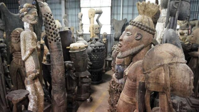 Taxpayer Funded Storage of Mysterious Art Collection Target of New State Legislation