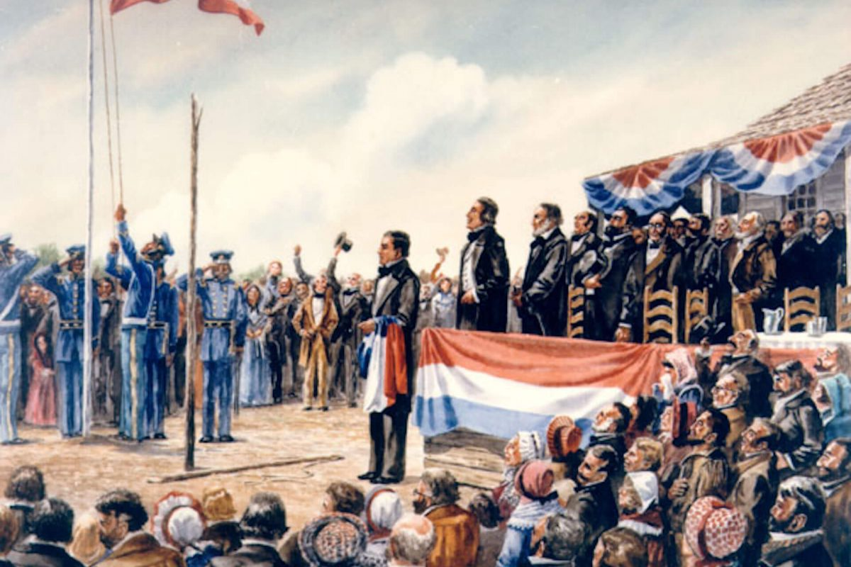 Today in Texas History: 175 Years Ago the United States Annexed the Lone Star Republic