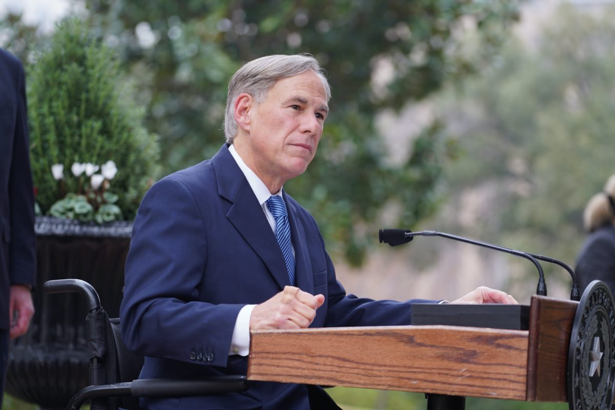 "Governor Abbott Says Texas Should Be a ""Second Amendment Sanctuary"""