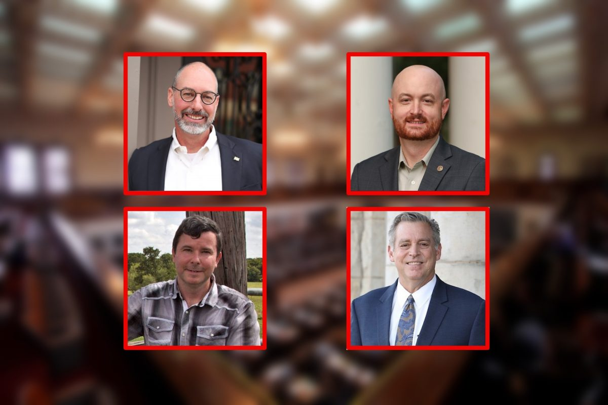 Four Republicans Vie for Vacant Texas House Seat