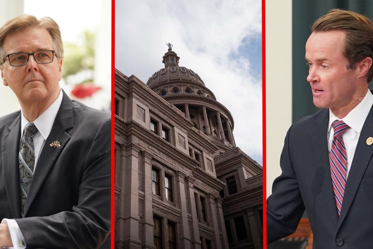 $251 Billion State Budget Proposed by Texas Legislature