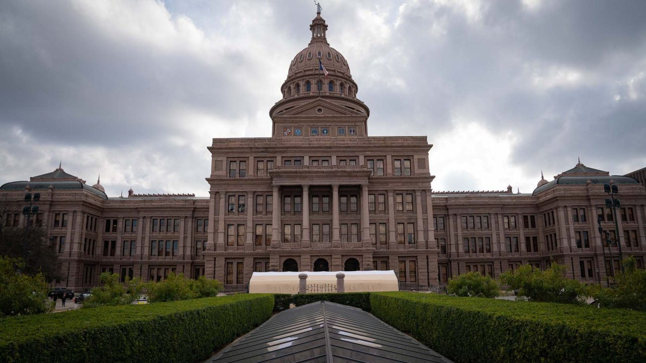 https://thetexan.news/wp-content/uploads/2021/01/Texas-Capitol-North-Side-with-COVID-Tent-2-DF-1280x720.jpg