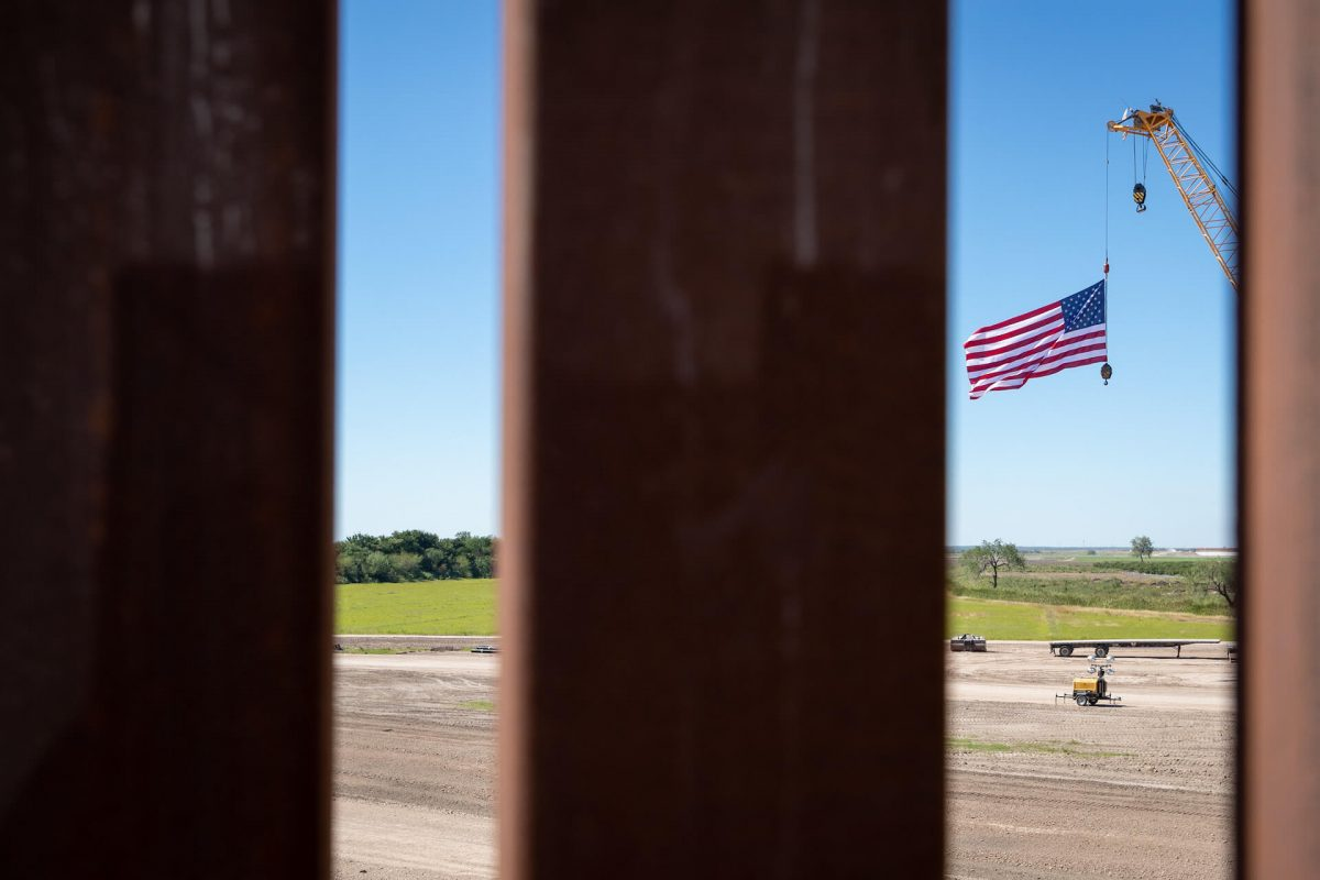 Border Guards Arrested Over 1.7 Million in Southwestern U.S. During Fiscal Year 2021, per Report