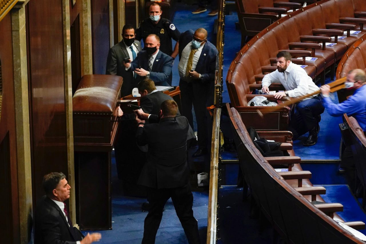 https://thetexan.news/wp-content/uploads/2021/01/electoral-college-vote-barricade-senate-chamber-1280x853.jpg