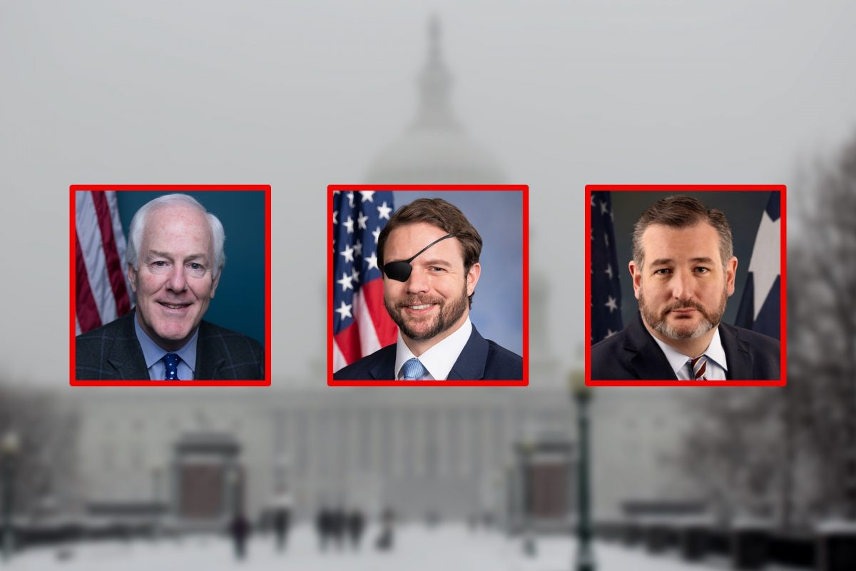 Cornyn, Crenshaw, Cruz Lead Fundraising in Final Quarter of 2020