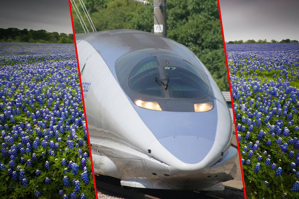 Lawsuit Challenging Federal Environmental Decision About Texas High-Speed Rail Filed