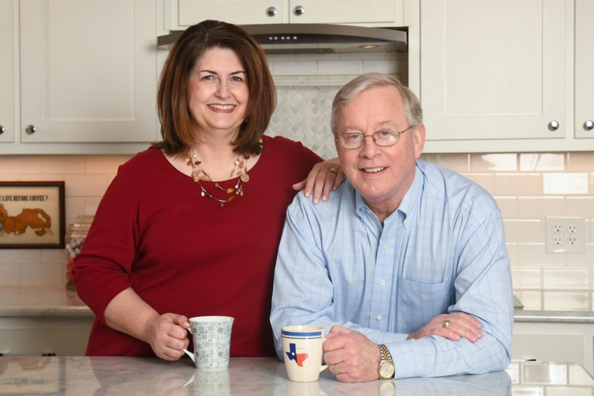 Susan Wright, Widow of Congressman Ron Wright, Announces Run for Late Husband's Seat