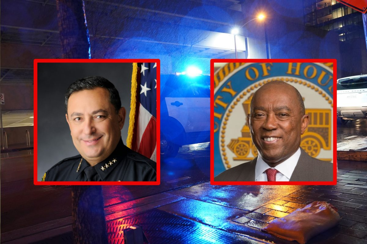 Mayor Turner, Police Chief Address Rising Homicide and Assault Activity in Houston