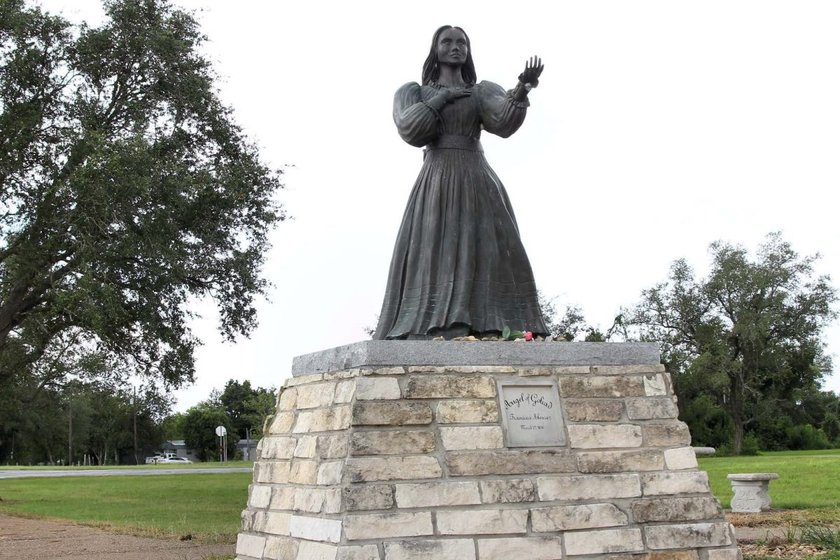 Today in Texas History: The 'Angel of Goliad,' Francita Alavez, Saves Texian Soldiers from Massacre