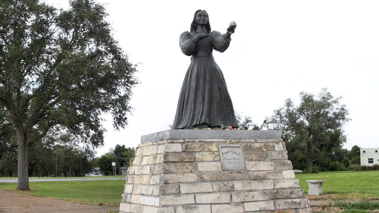 https://thetexan.news/wp-content/uploads/2021/03/Francita-Alavez-Angel-of-Goliad-1280x720.jpg