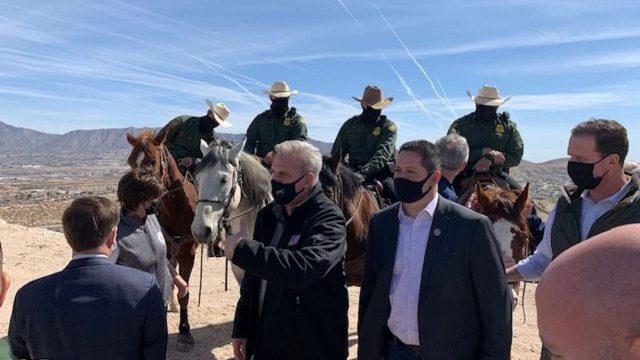 Illegal Alien Apprehensions Will Break 20 Year Record, Republicans Call on Texas Attorney General to Sue Biden