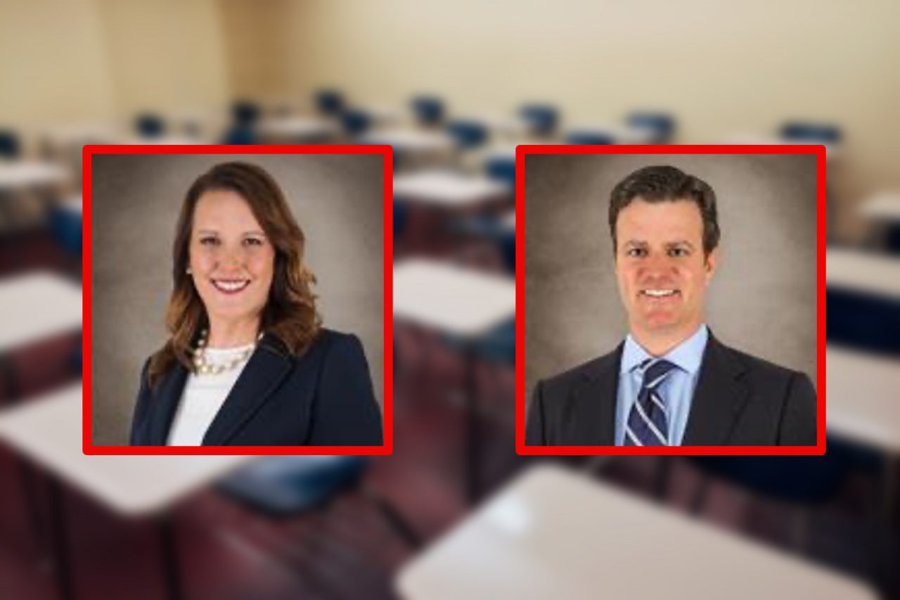 https://thetexan.news/wp-content/uploads/2021/04/Carroll-ISD-Board-Members-Michelle-Moore-and-Todd-Carlton-1280x853.jpg