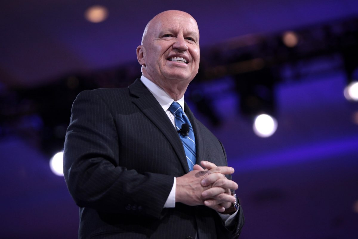 Texas Congressman Kevin Brady Announces Retirement