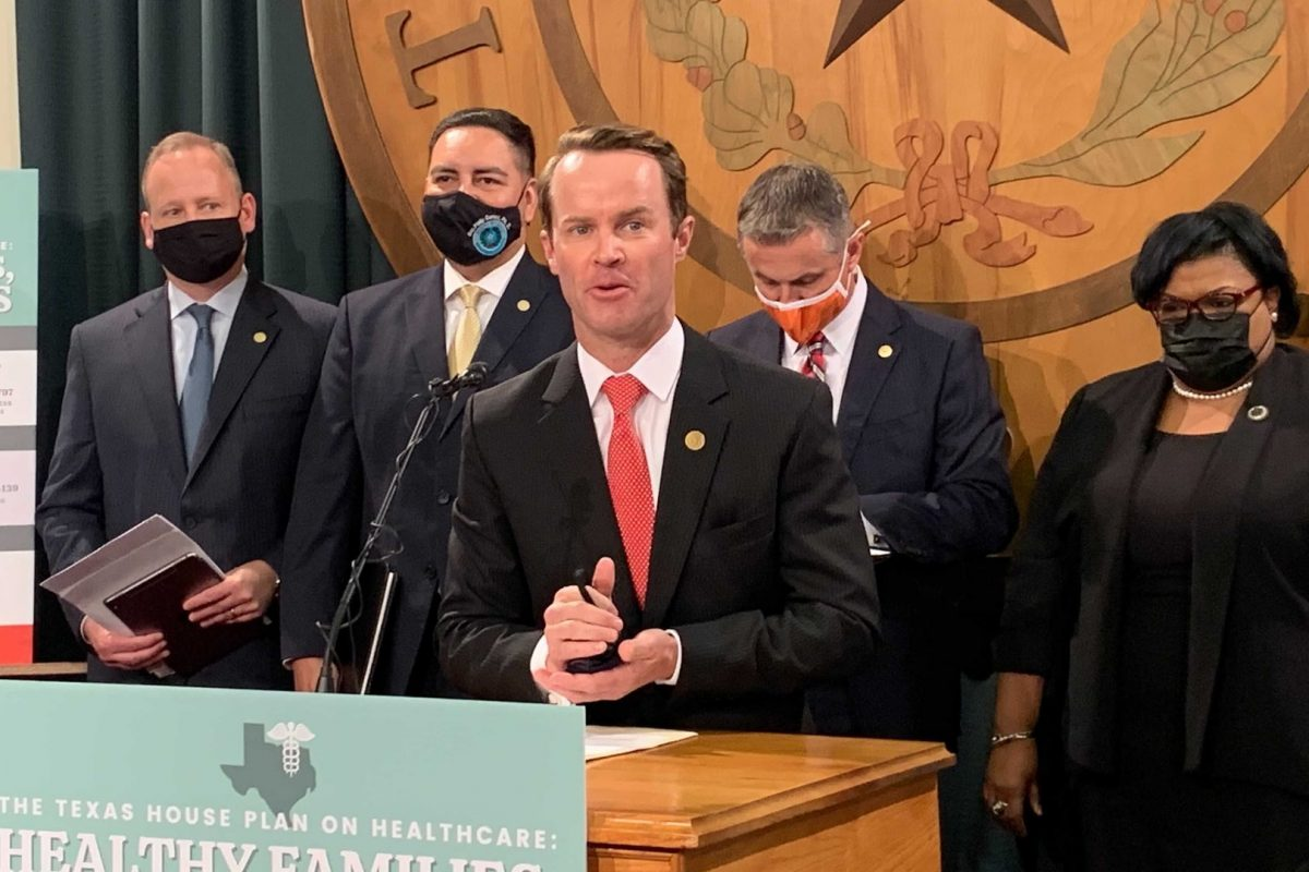 Telehealth Expansion, Hospital Price Transparency Among Texas House's Health Care Priorities