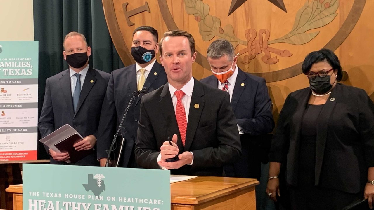 https://thetexan.news/wp-content/uploads/2021/04/Dade-Phelan-Health-Care-Press-Conference-1280x720.jpg