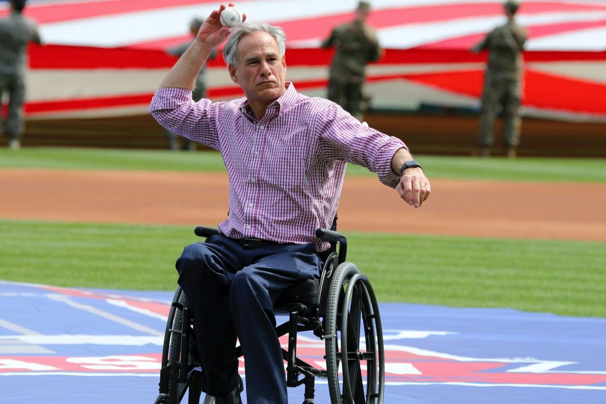 Gov. Abbott Declines Rangers First Pitch, Criticizes MLB for Election Reform Opposition