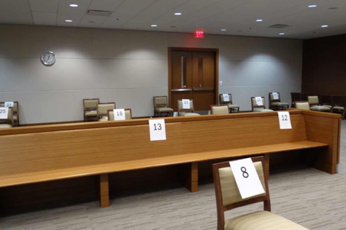 First In-Person Civil Jury Trial Held in Tarrant County Since Coronavirus Closures