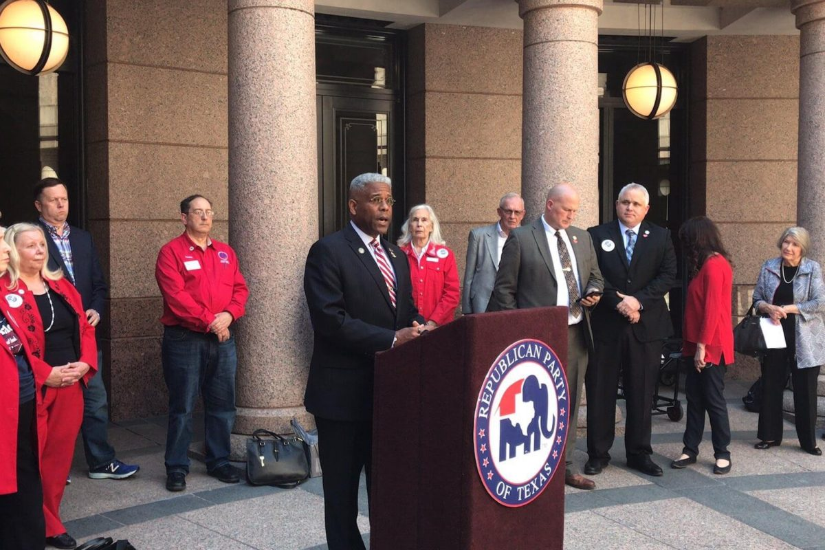 Texas Republican Party Hopeful About Legislative Priorities, Calls for More Pressure on Lawmakers