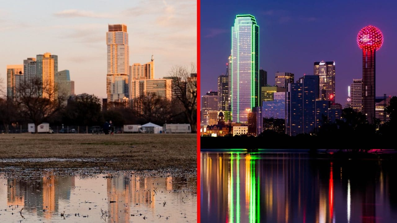 https://thetexan.news/wp-content/uploads/2021/05/Austin-and-Dallas-Skylines-1280x720.jpg