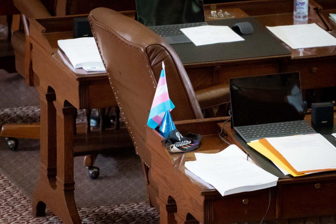 https://thetexan.news/wp-content/uploads/2021/05/Texas-House-Transgender-Flag-DF-1280x853.jpg