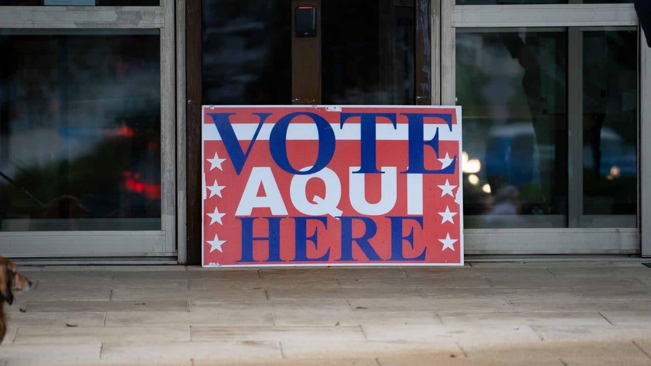 https://thetexan.news/wp-content/uploads/2021/06/Vote-Voting-Sign-in-Austin-Election-BJ-1280x720.jpg