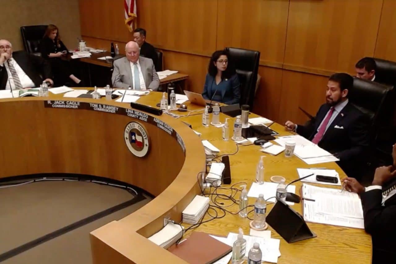 https://thetexan.news/wp-content/uploads/2021/07/Harris-County-Commissioners-Court-1280x853.jpg