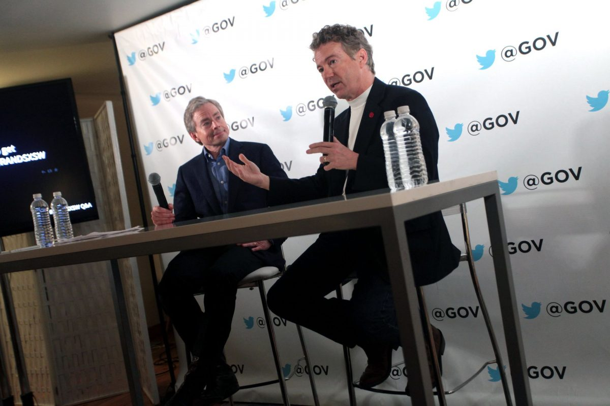 The Back Mic: Rand Paul Endorses Huffines for Governor, DPS Talks Operation Lone Star, Abbott Says No More COVID-19 Mandates
