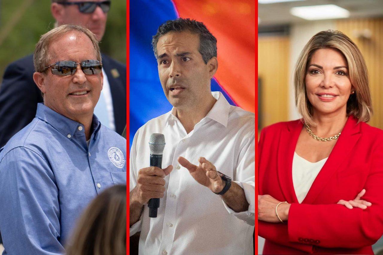 https://thetexan.news/wp-content/uploads/2021/07/Ken-Paxton-George-P.-Bush-Eva-Guzman-Texas-Attorney-General-Race-1280x853.jpg