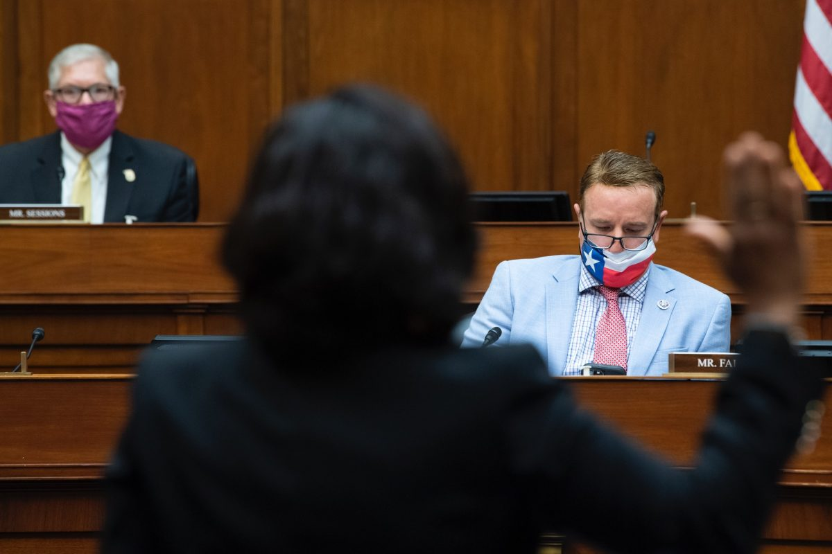 Texas House Democrats Breaking Quorum Testify at Congressional Hearing