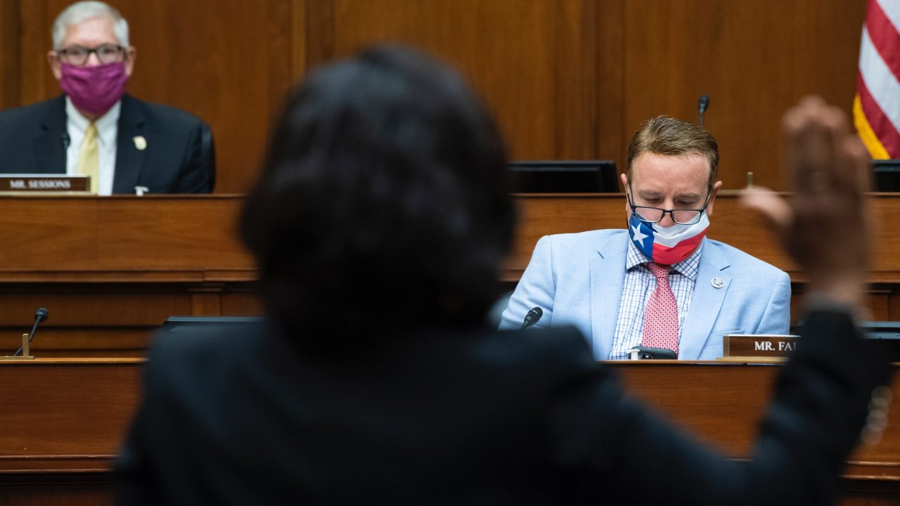 https://thetexan.news/wp-content/uploads/2021/07/Texas-Election-Bill-Congressional-Hearing-Pat-Fallon-Nicole-Collier-Pete-Sessions-1280x720.jpg
